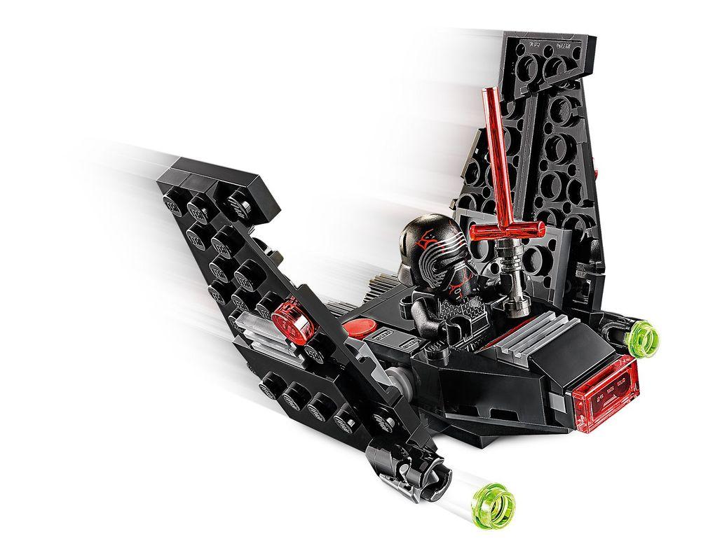New LEGO Star Wars Kylo Ren/'s Shuttle Microfighter Kit 75264
