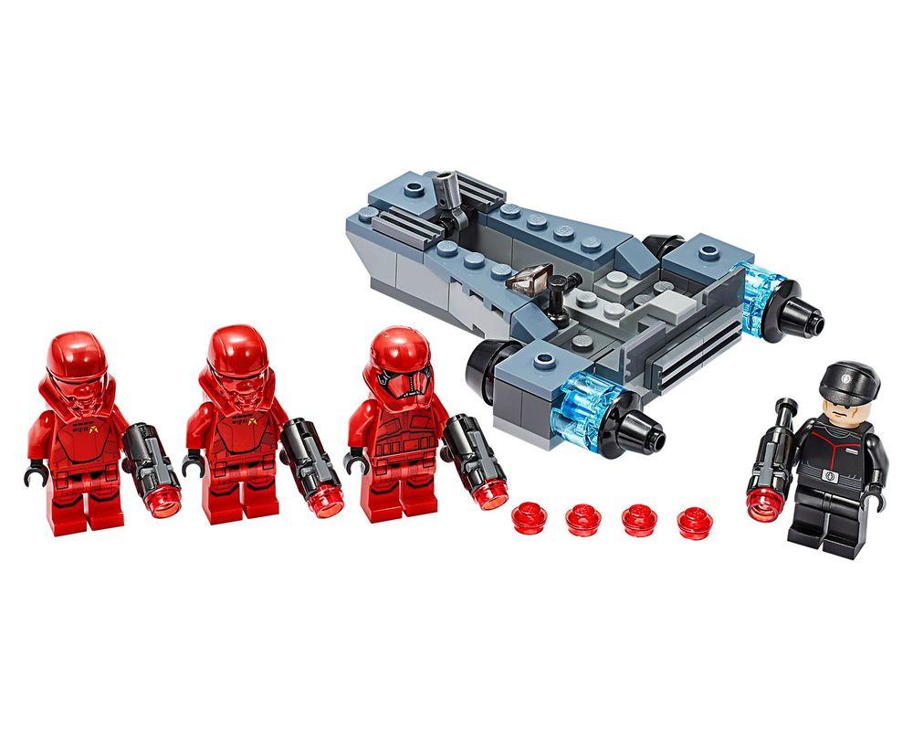 LEGO Set 75266-1 Sith Troopers Battle Pack (Model - A-Model)