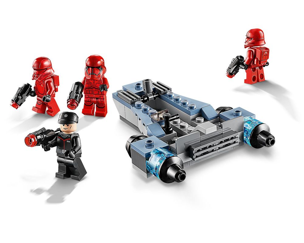 LEGO Set 75266-1 Sith Troopers Battle Pack