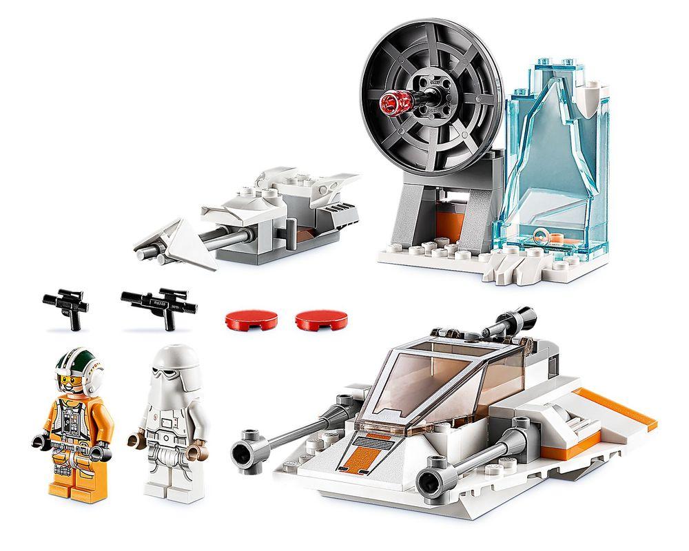 LEGO Set 75268-1 Snowspeeder (Model - A-Model)