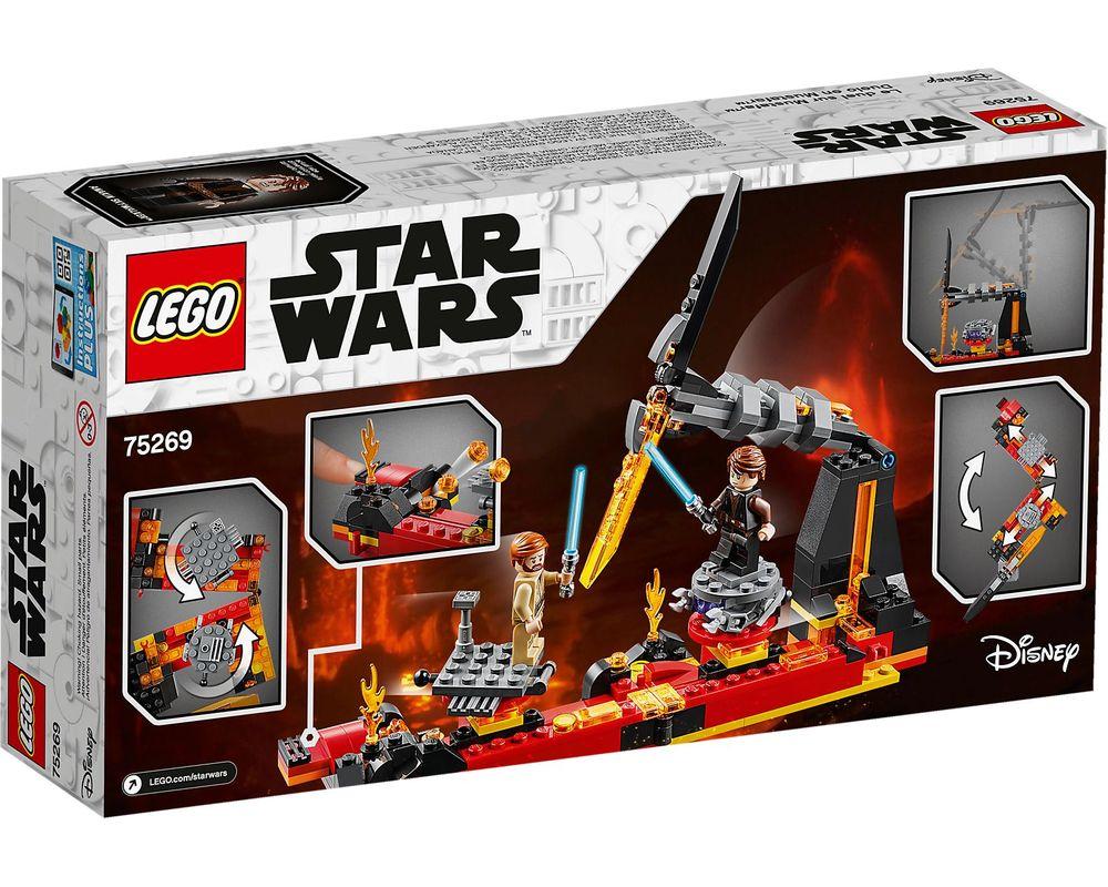 LEGO Set 75269-1 Duel on Mustafar