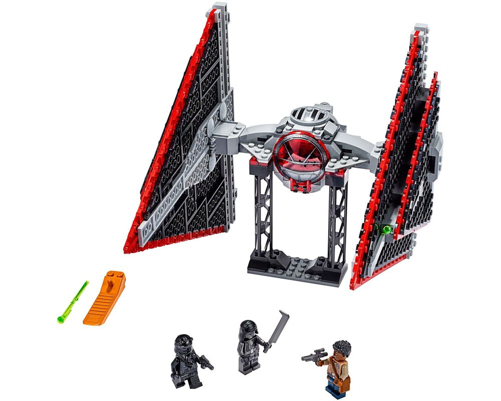 LEGO Set 75272-1 Sith TIE Fighter (Model - A-Model)