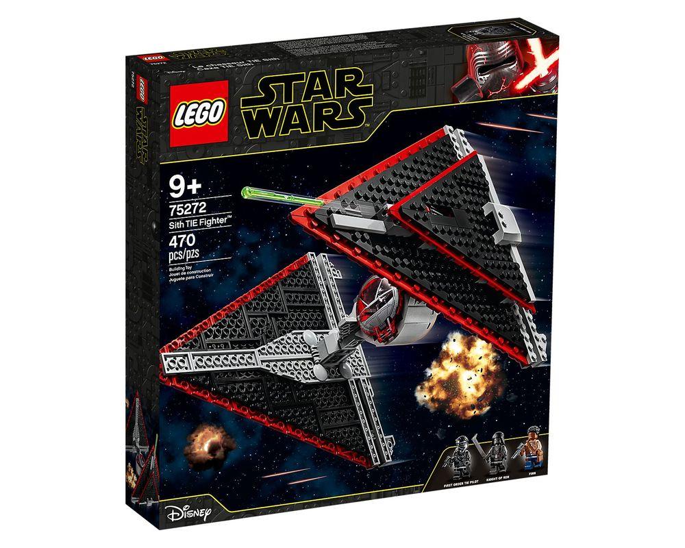 LEGO Set 75272-1 Sith TIE Fighter