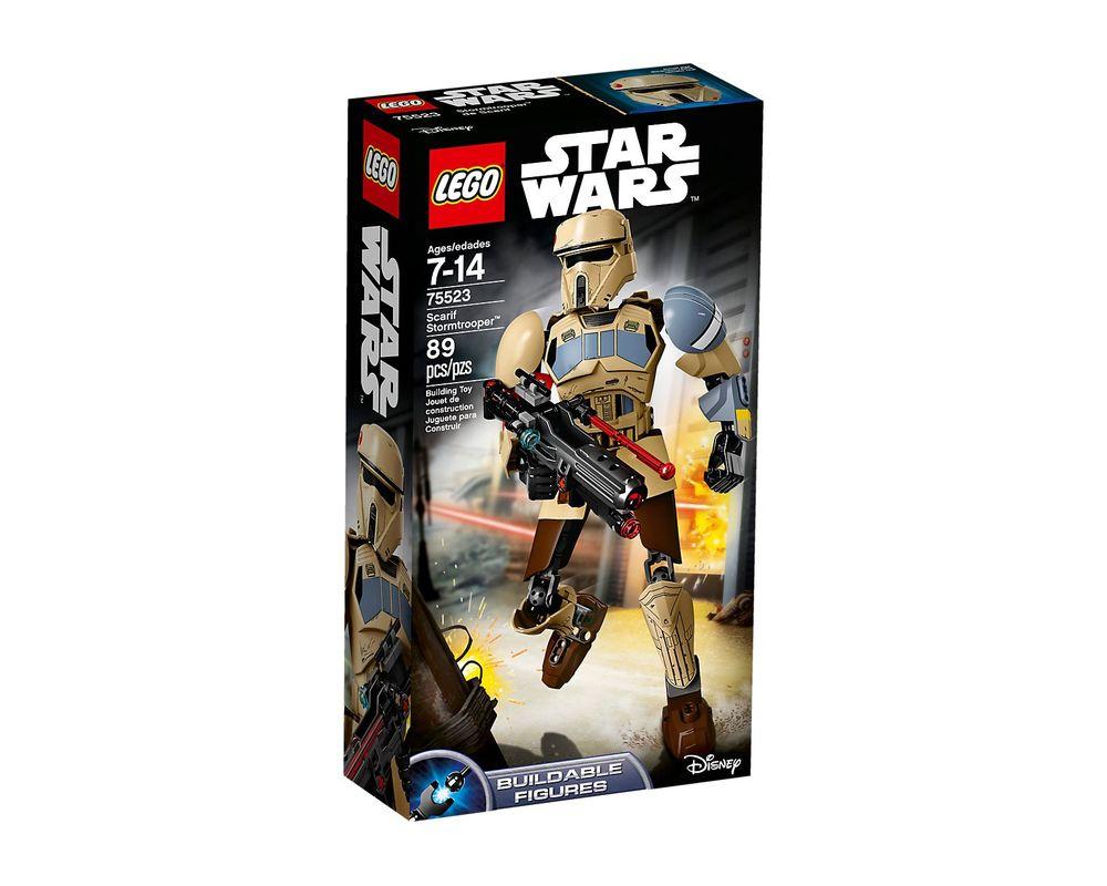 LEGO Set 75523-1 Scarif Stormtrooper