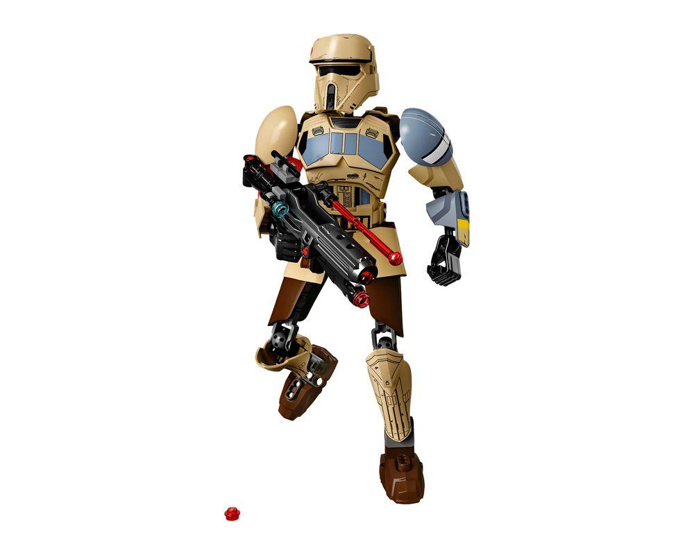 LEGO Set 75523-1 Scarif Stormtrooper (LEGO - Model)