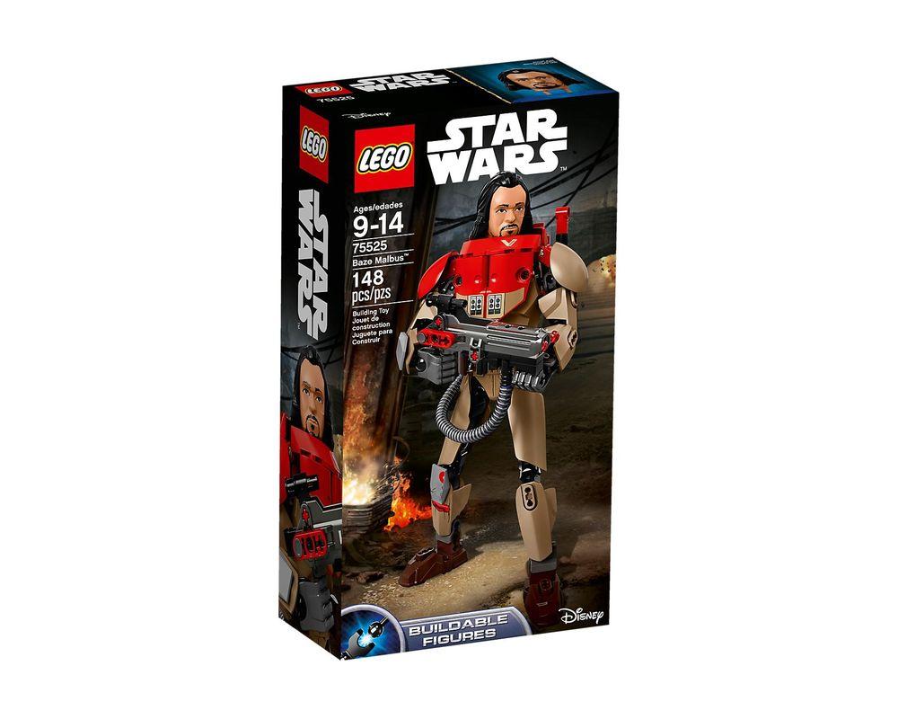LEGO Set 75525-1 Baze Malbus