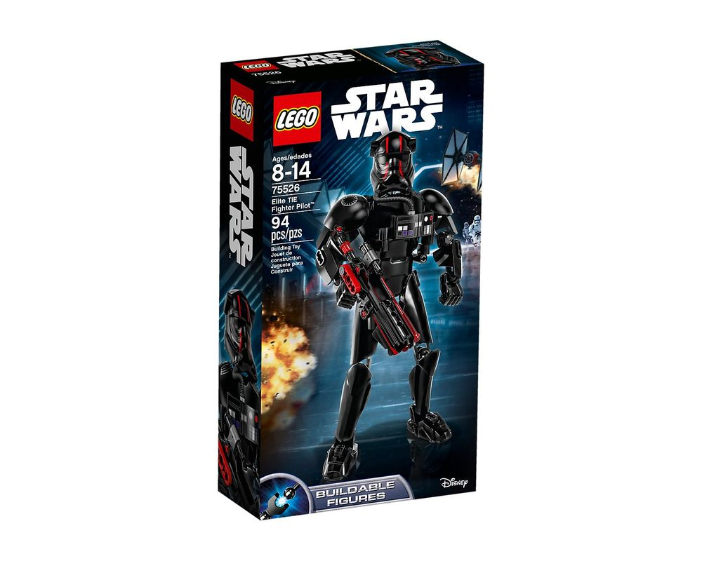 LEGO Set 75526-1 Elite TIE Fighter Pilot