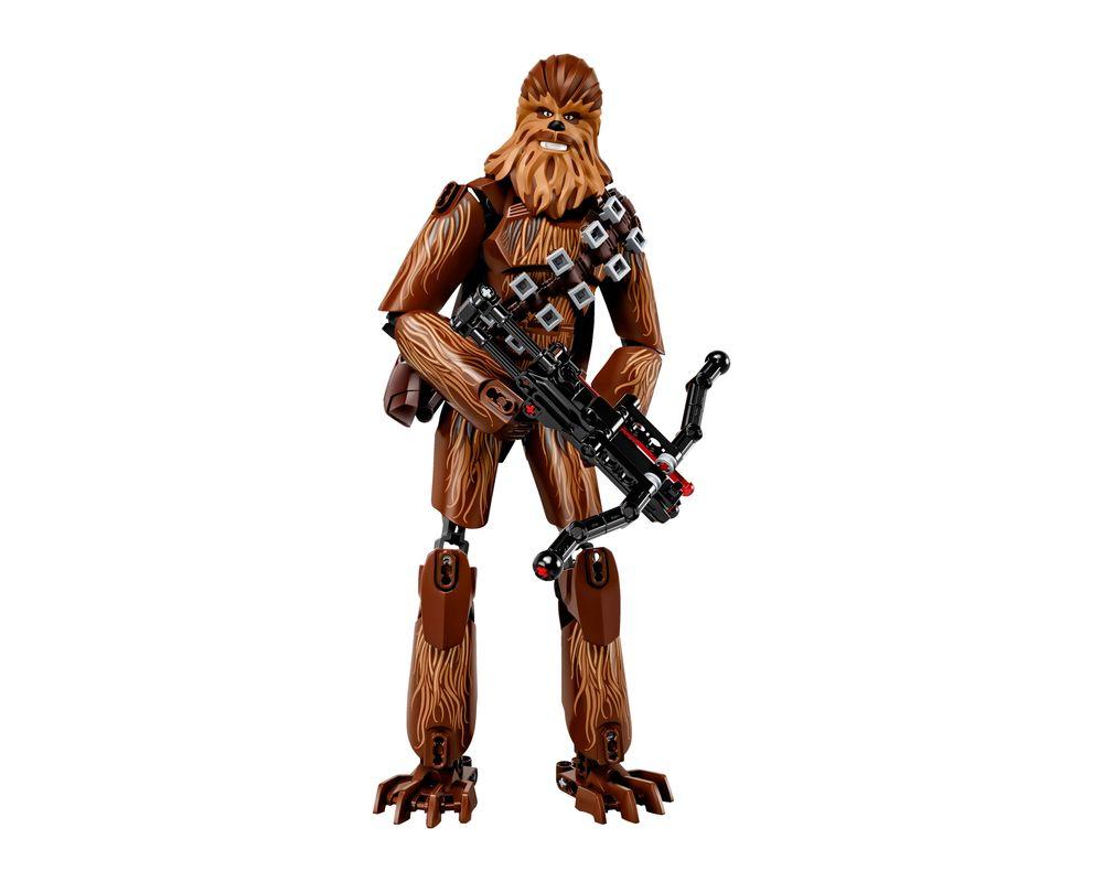 LEGO Set 75530-1 Chewbacca (LEGO - Model)
