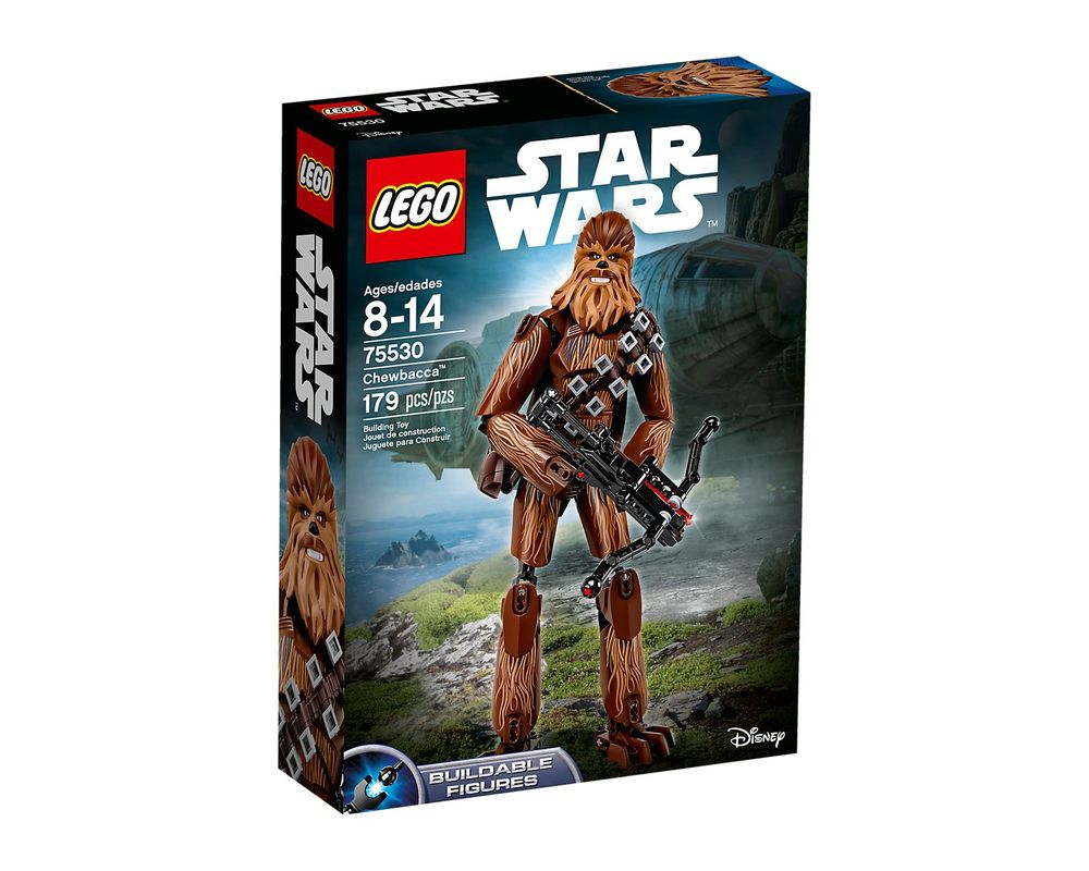 LEGO Set 75530-1 Chewbacca