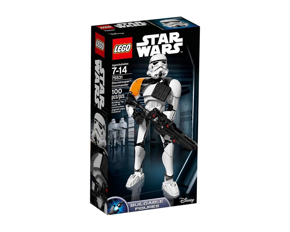 LEGO Set 75531-1 Stormtrooper Commander