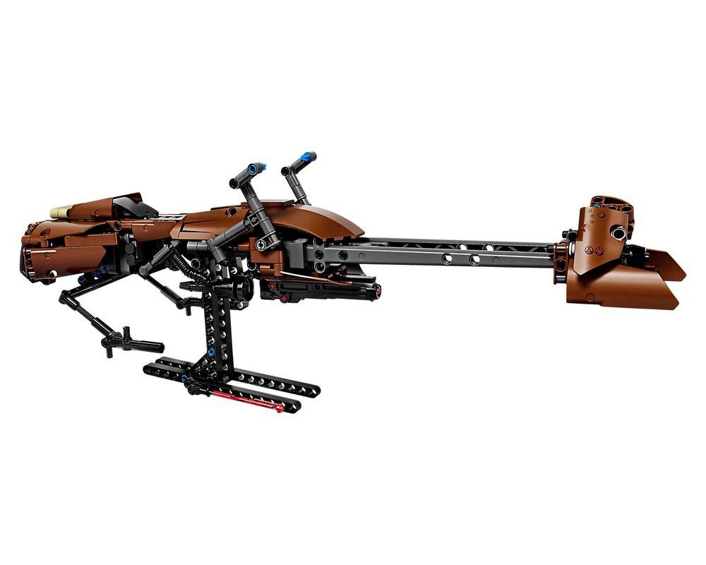 LEGO Set 75532-1 Scout Trooper & Speeder Bike
