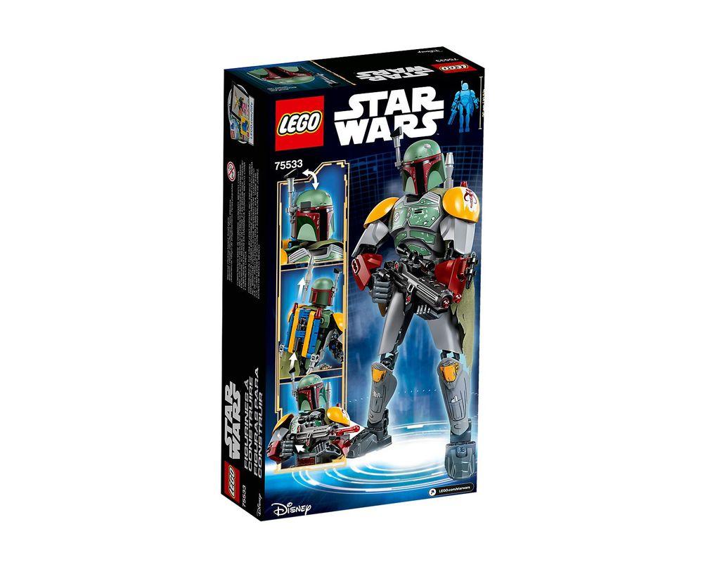 LEGO Set 75533-1 Boba Fett
