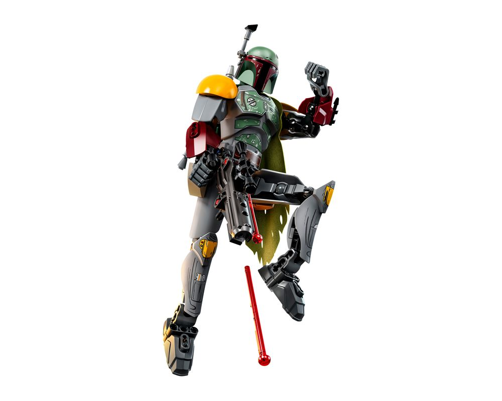 LEGO Set 75533-1 Boba Fett (Model - A-Model)
