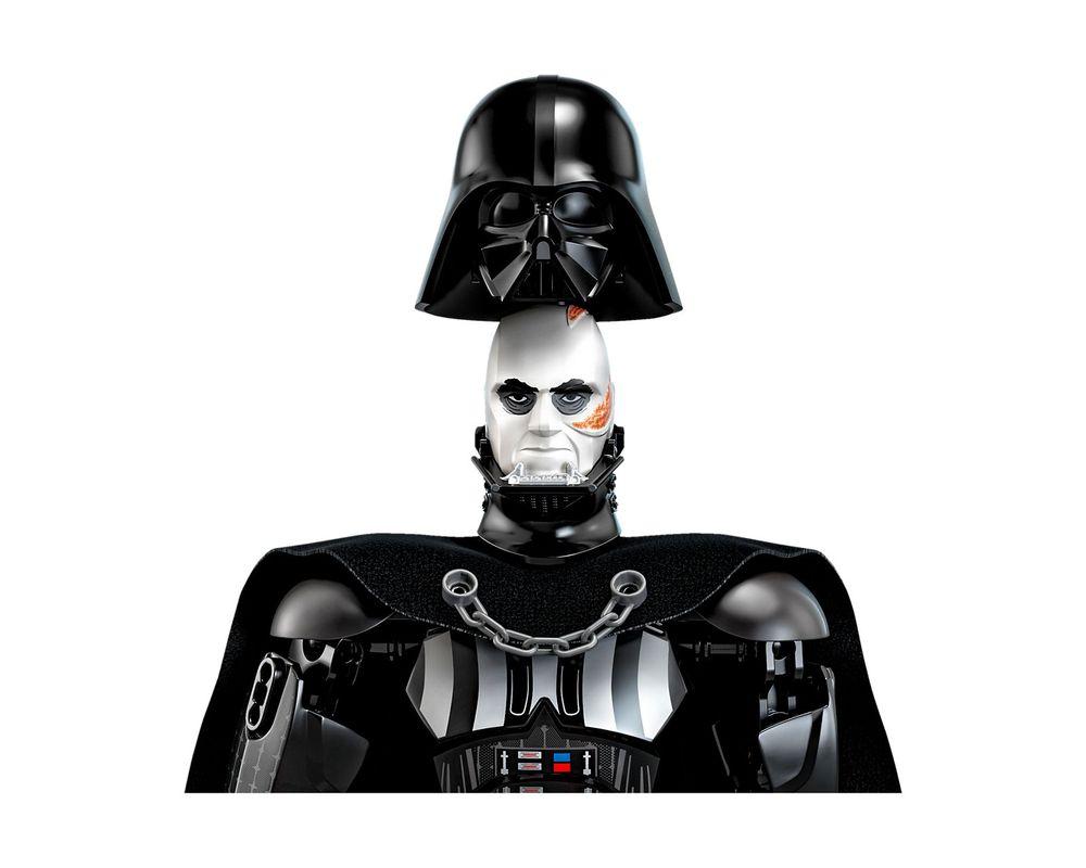 LEGO Set 75534-1 Darth Vader