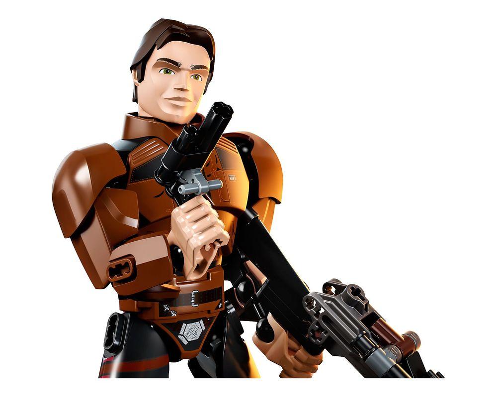 LEGO Set 75535-1 Han Solo