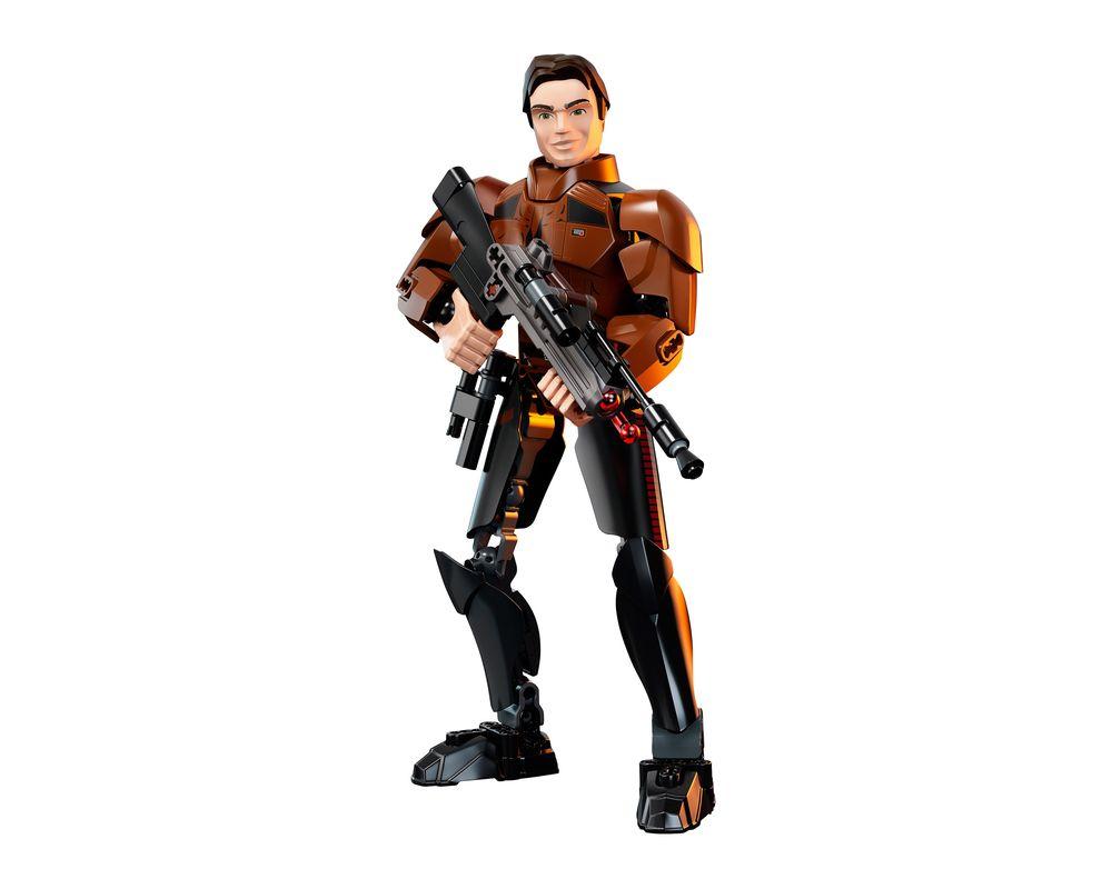 LEGO Set 75535-1 Han Solo (Model - A-Model)