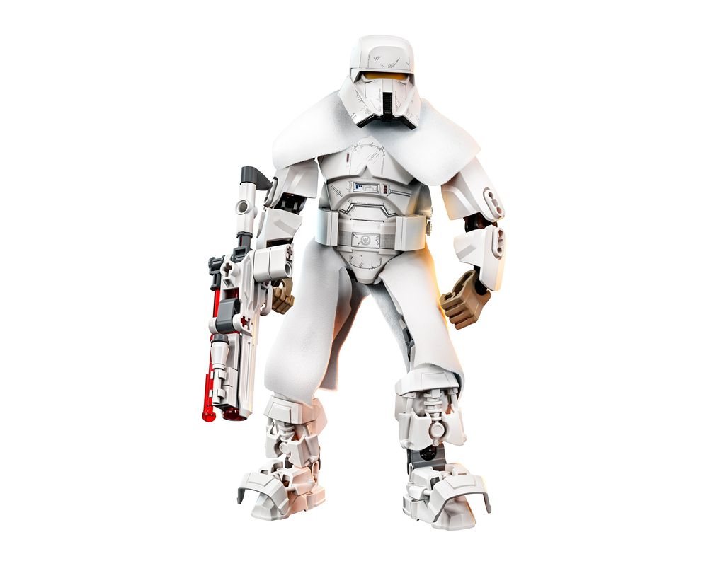 LEGO Set 75536-1 Range Trooper (LEGO - Model)