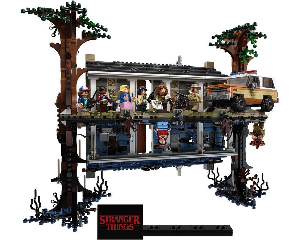 LEGO Set 75810-1 The Upside Down (LEGO - Model)