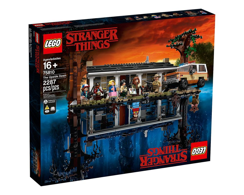 LEGO Set 75810-1 The Upside Down