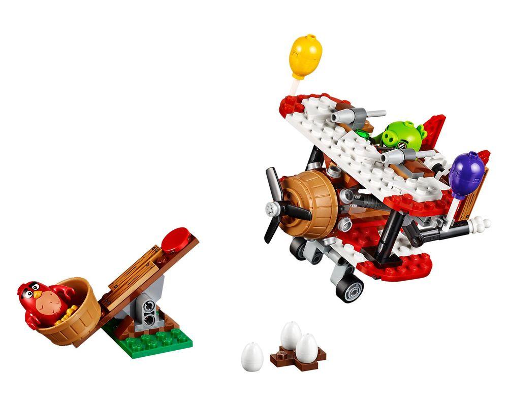 LEGO Set 75822-1 Piggy Plane Attack