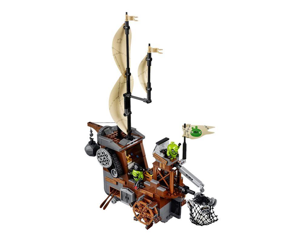 LEGO Set 75825-1 Piggy Pirate Ship
