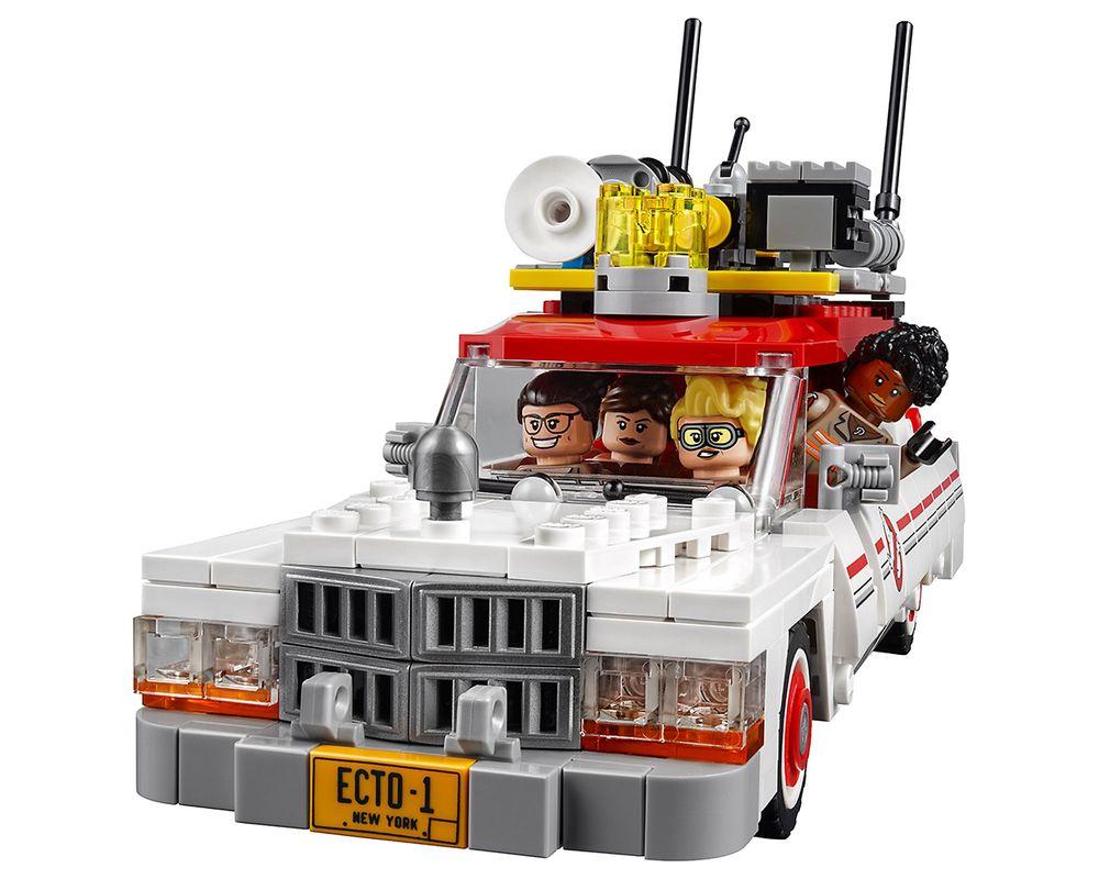 LEGO Set 75828-1 Ecto-1 & 2