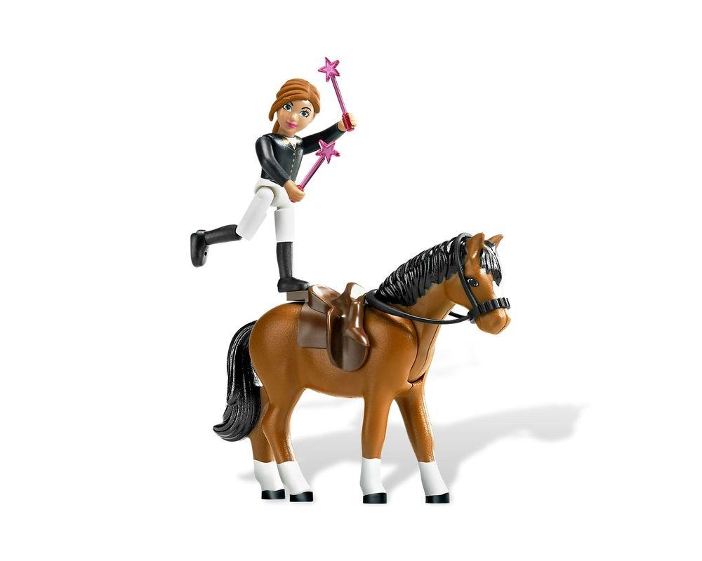 LEGO Set 7587-1 Pony Jumping