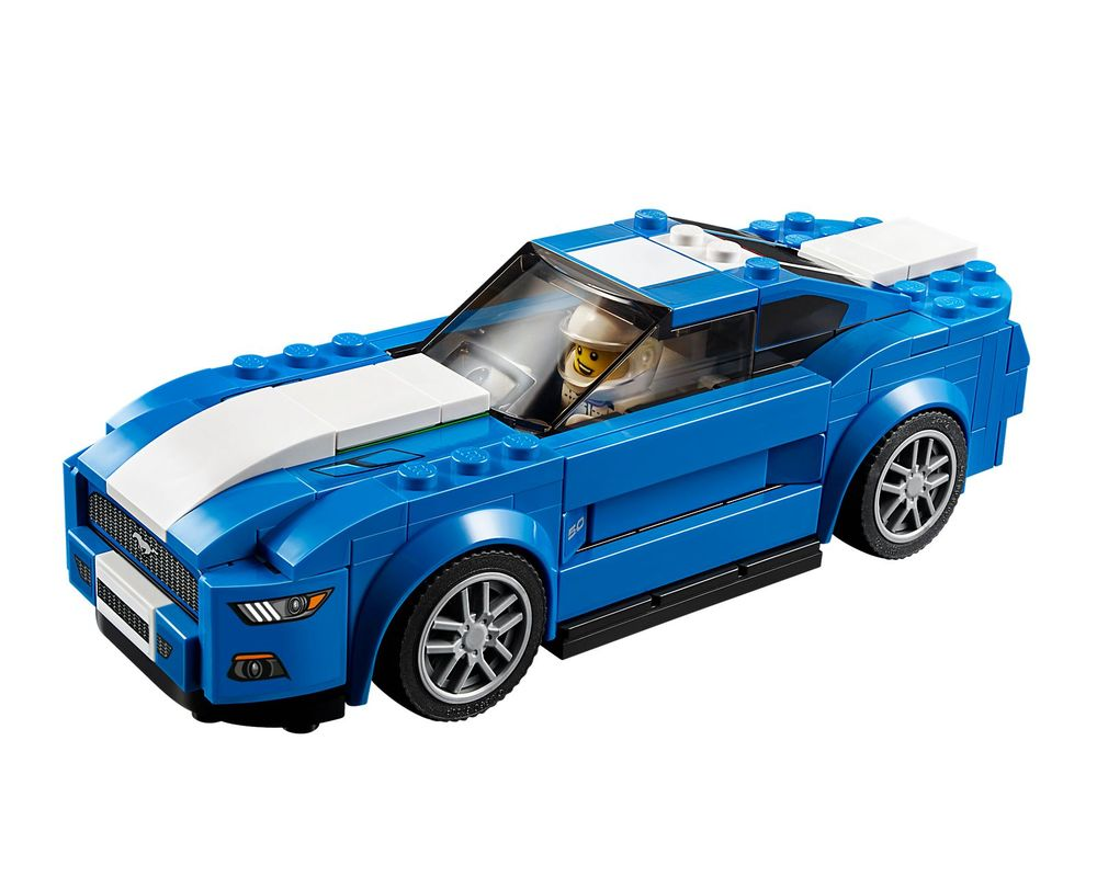 LEGO Set 75871-1 Ford Mustang GT