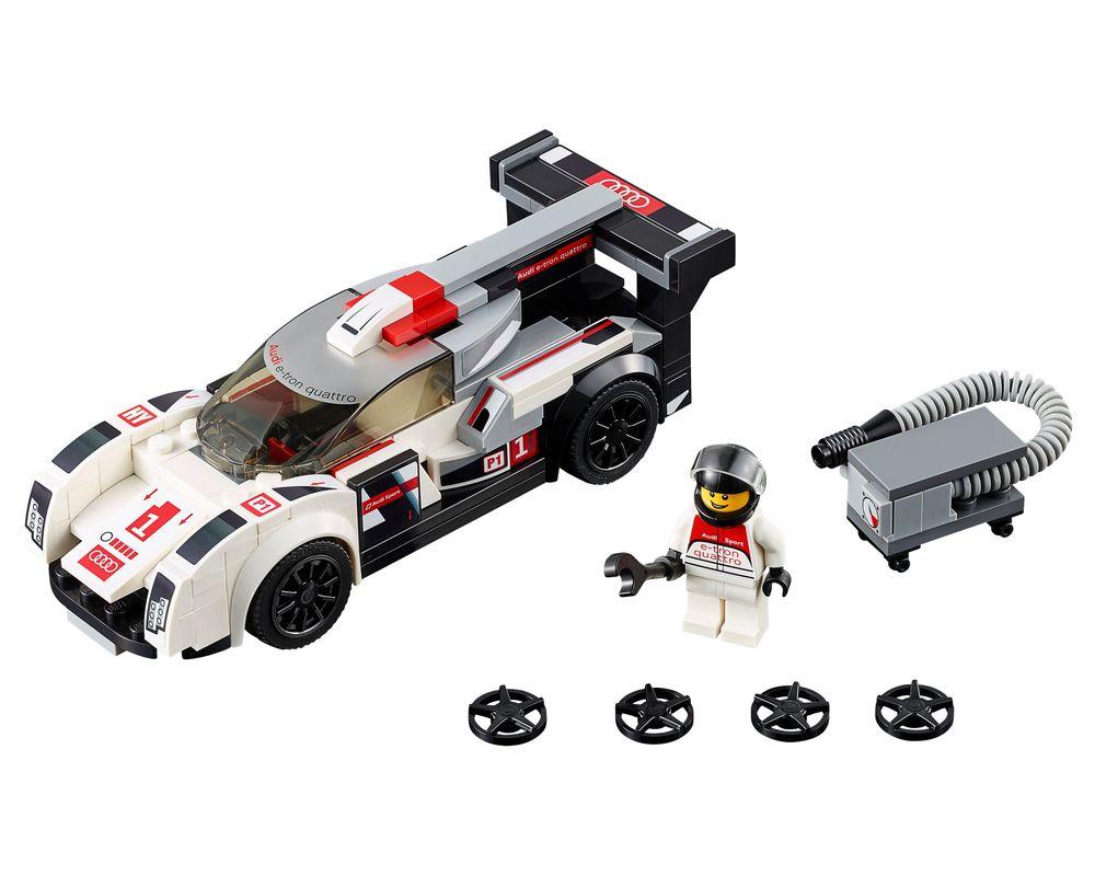 LEGO Set 75872-1 Audi R18 e-tron quattro (Model - A-Model)