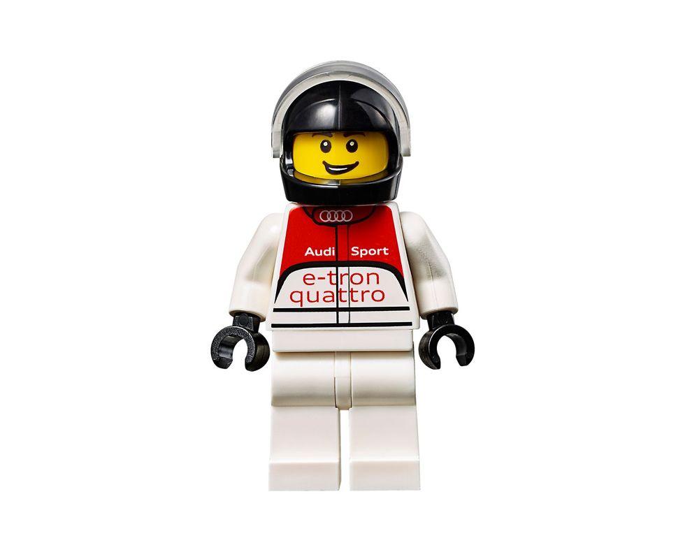 LEGO Set 75872-1 Audi R18 e-tron quattro