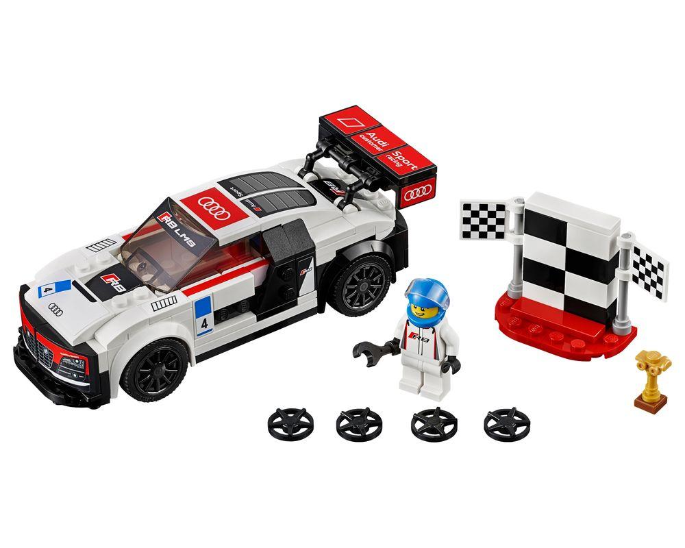 LEGO Set 75873-1 Audi R8 LMS ultra (LEGO - Model)