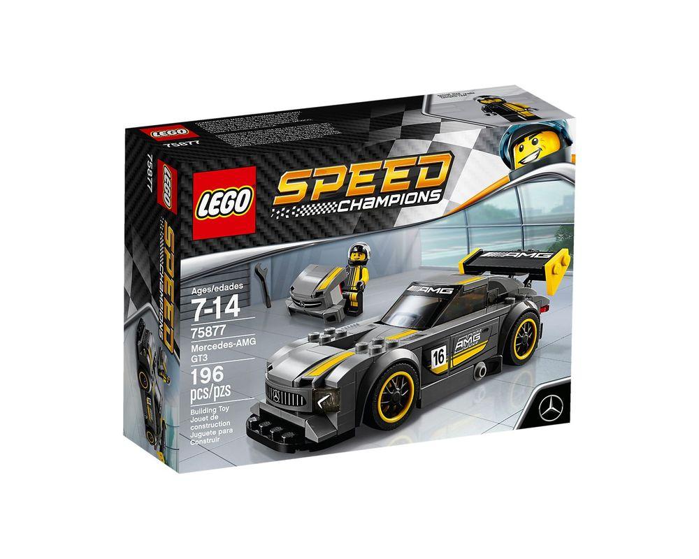 LEGO Set 75877-1 Mercedes-AMG GT3