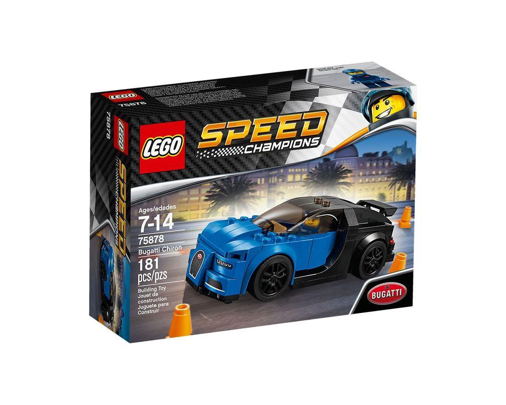 LEGO Set 75878-1 Bugatti Chiron