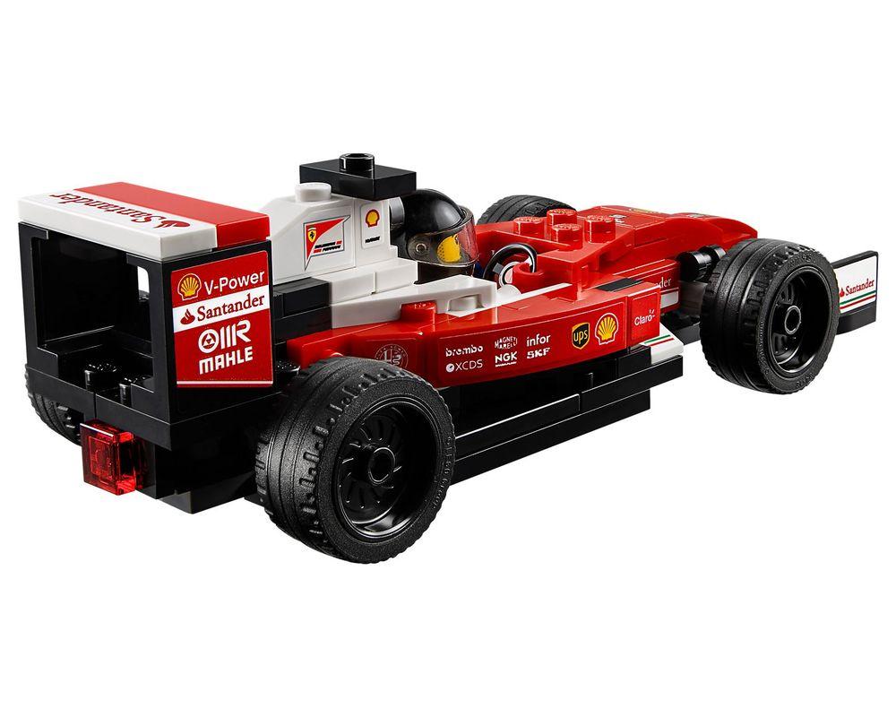 LEGO Set 75879-1 Scuderia Ferrari SF16-H