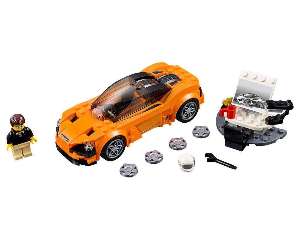 LEGO Set 75880-1 McLaren 720S (LEGO - Model)