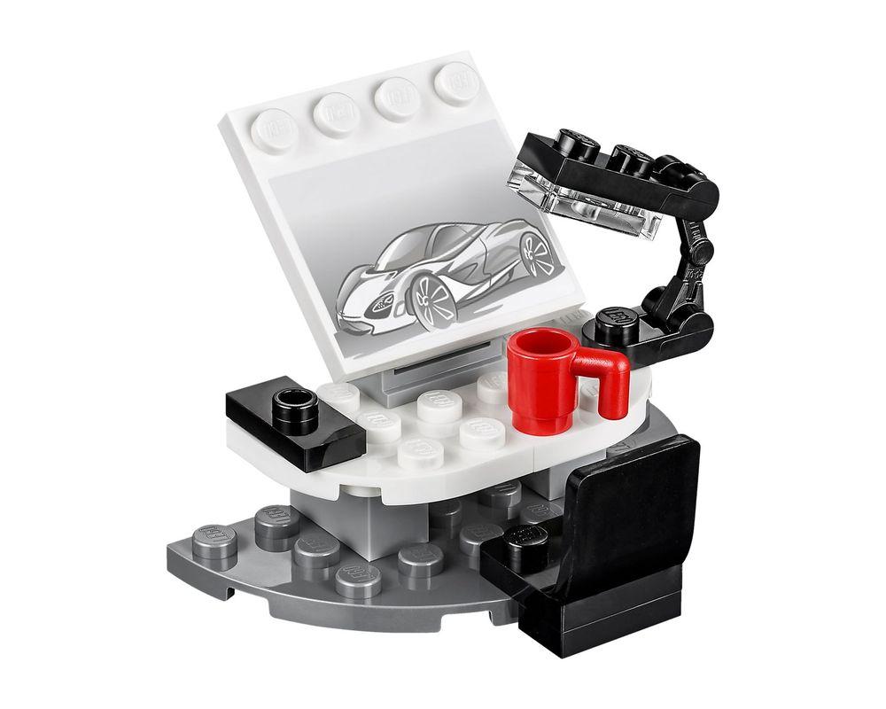 LEGO Set 75880-1 McLaren 720S