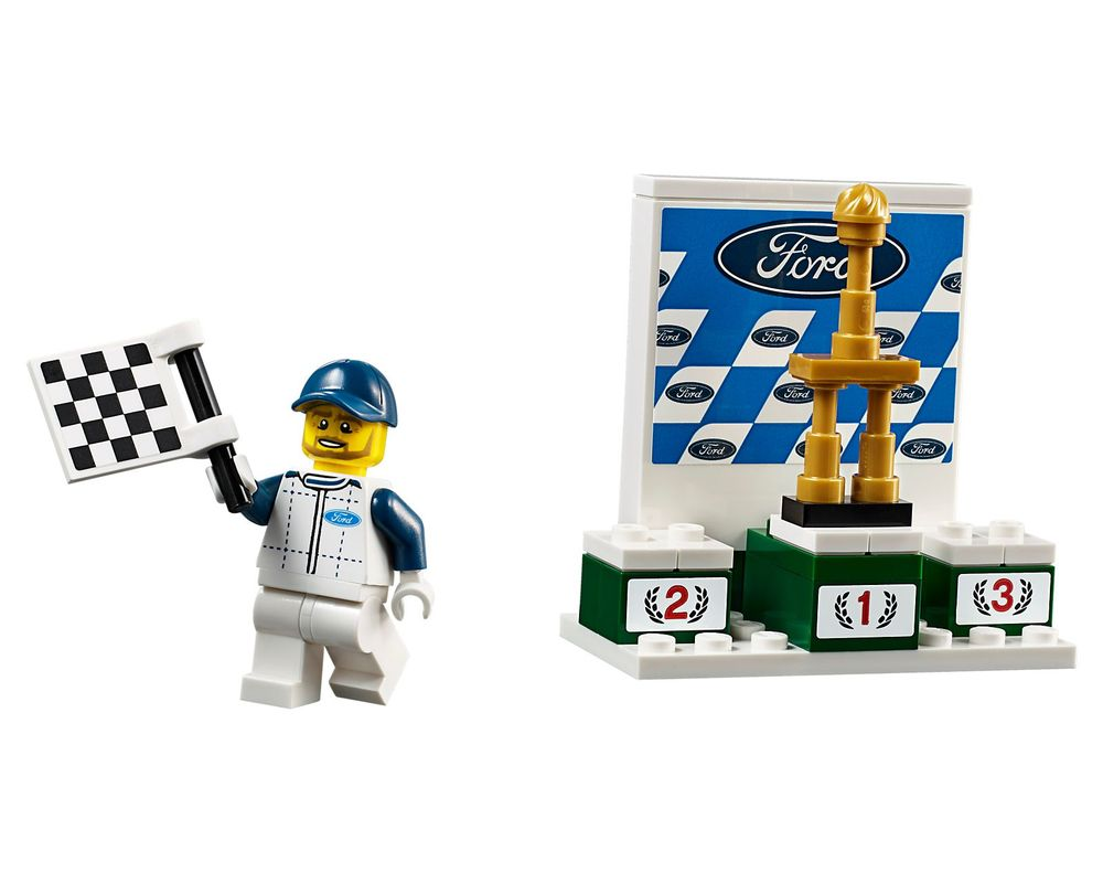 LEGO Set 75881-1 2016 Ford GT & 1966 Ford GT40