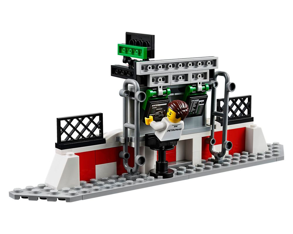 LEGO Set 75883-1 MERCEDES AMG PETRONAS Formula One Team