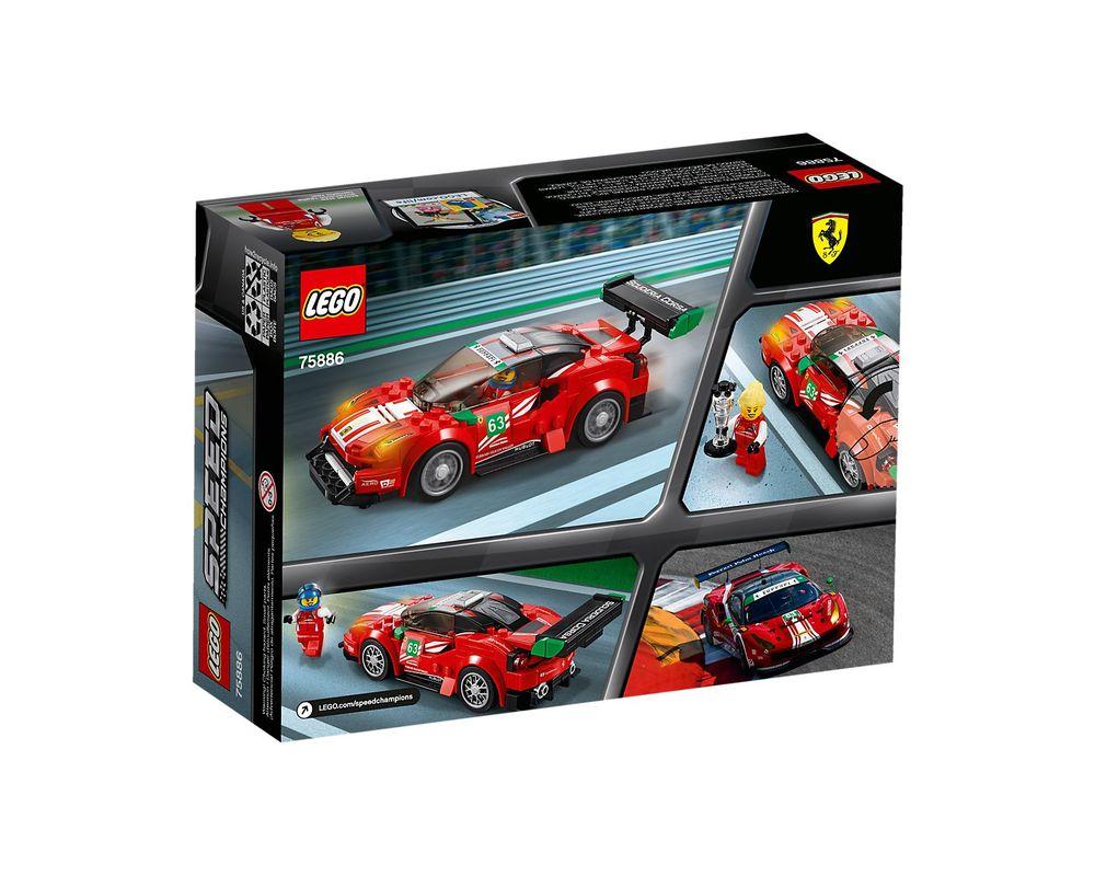 """LEGO Set 75886-1 Ferrari 488 GT3 """"Scuderia Corsa"""""""