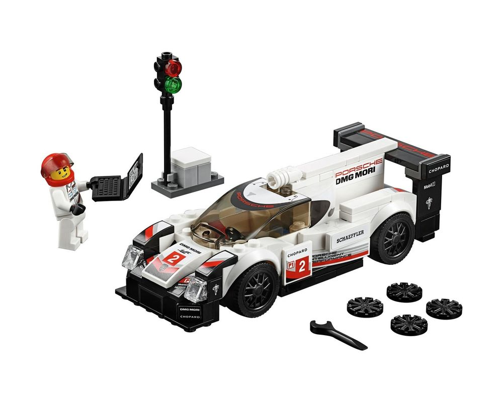LEGO Set 75887-1 Porsche 919 Hybrid (LEGO - Model)
