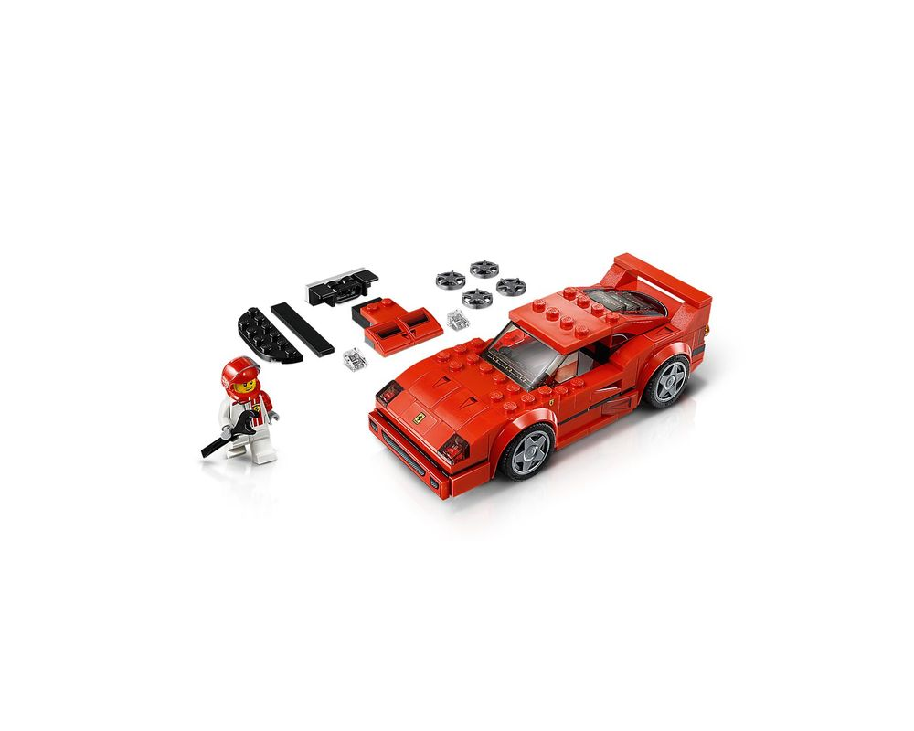 LEGO Set 75890-1 Ferrari F40 Competizione