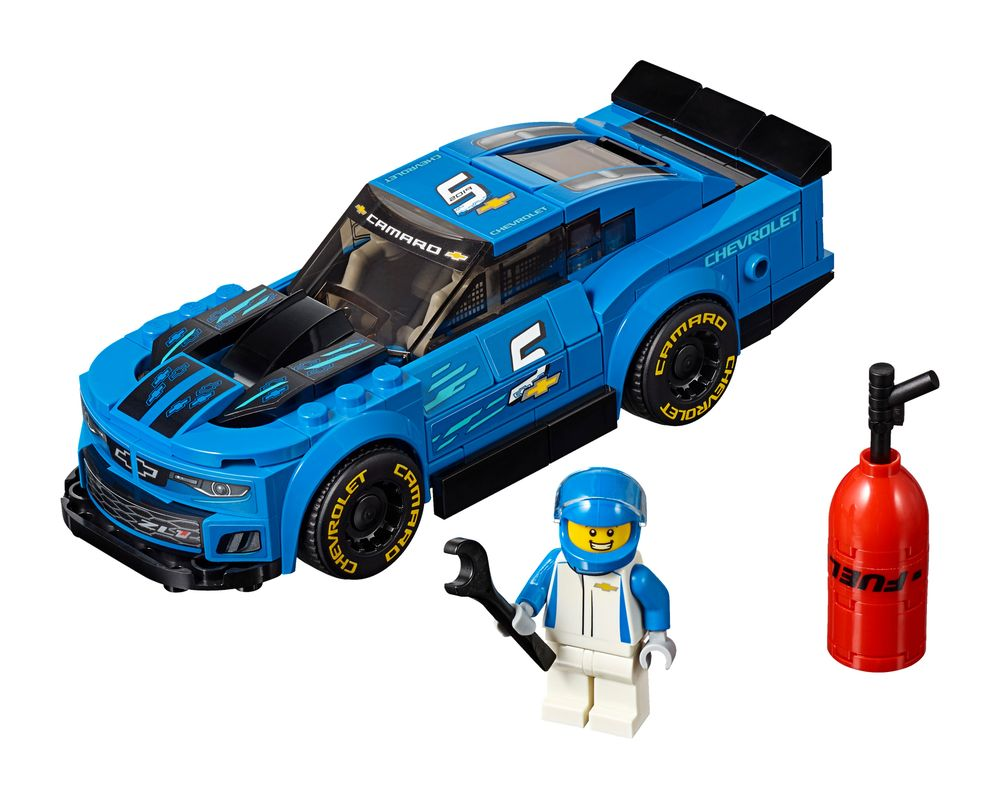 LEGO Set 75891-1 Chevrolet Camaro ZL1 Race Car (Model - A-Model)