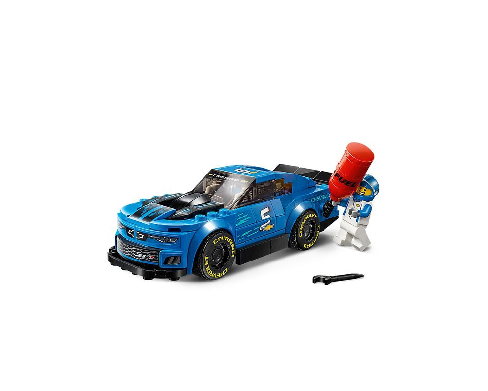 LEGO Set 75891-1 Chevrolet Camaro ZL1 Race Car
