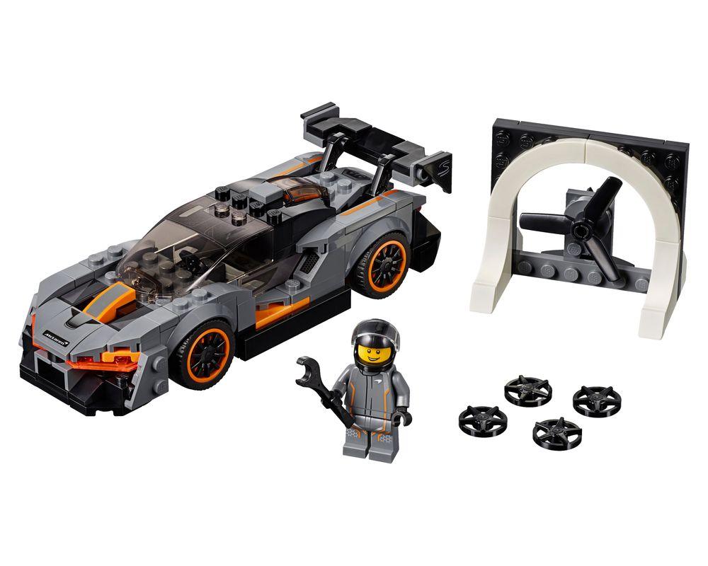 LEGO Set 75892-1 McLaren Senna (Model - A-Model)