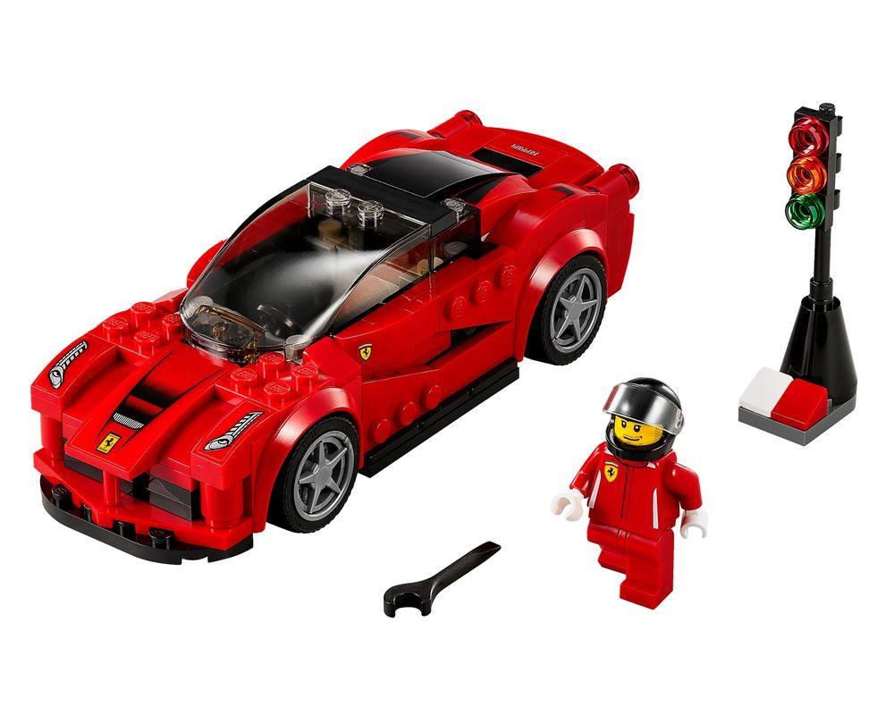 LEGO Set 75899-1 LaFerrari (Model - A-Model)