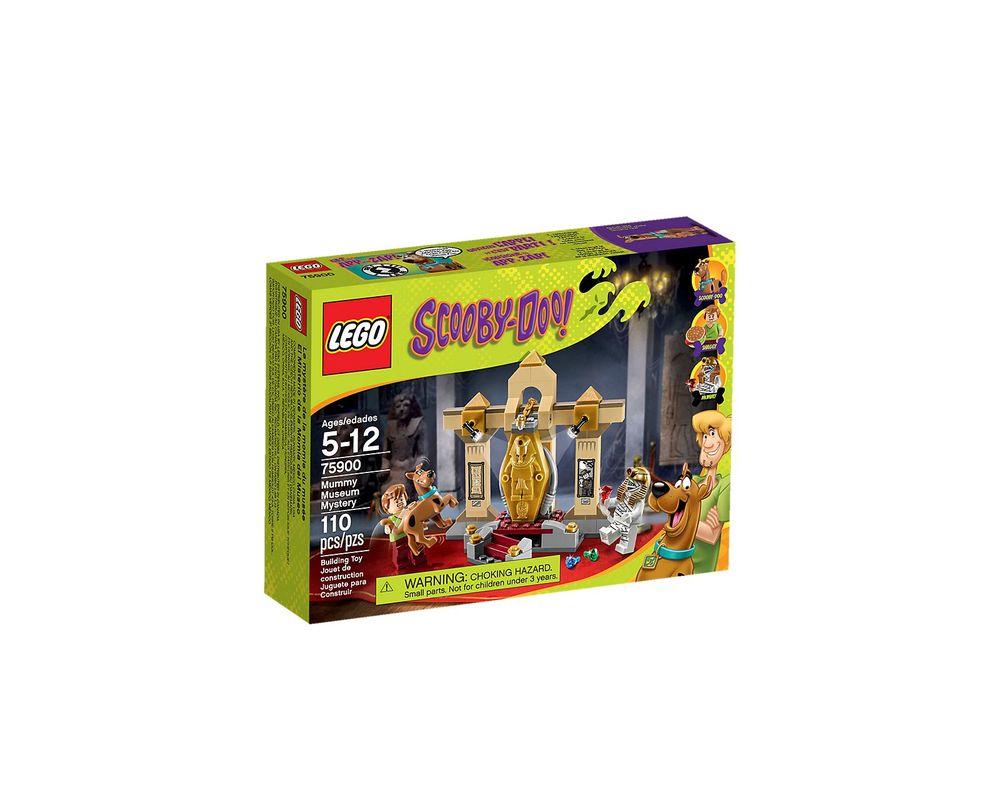 LEGO Set 75900-1 Mummy Museum Mystery