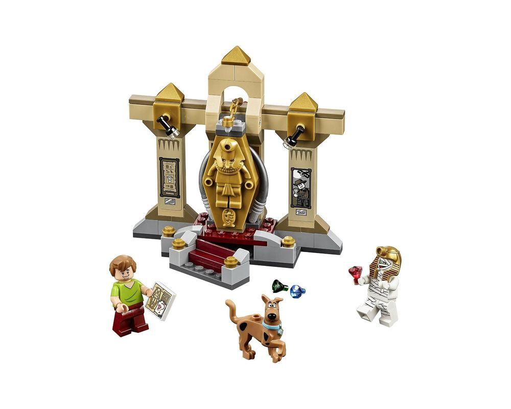 LEGO Set 75900-1 Mummy Museum Mystery (LEGO - Model)