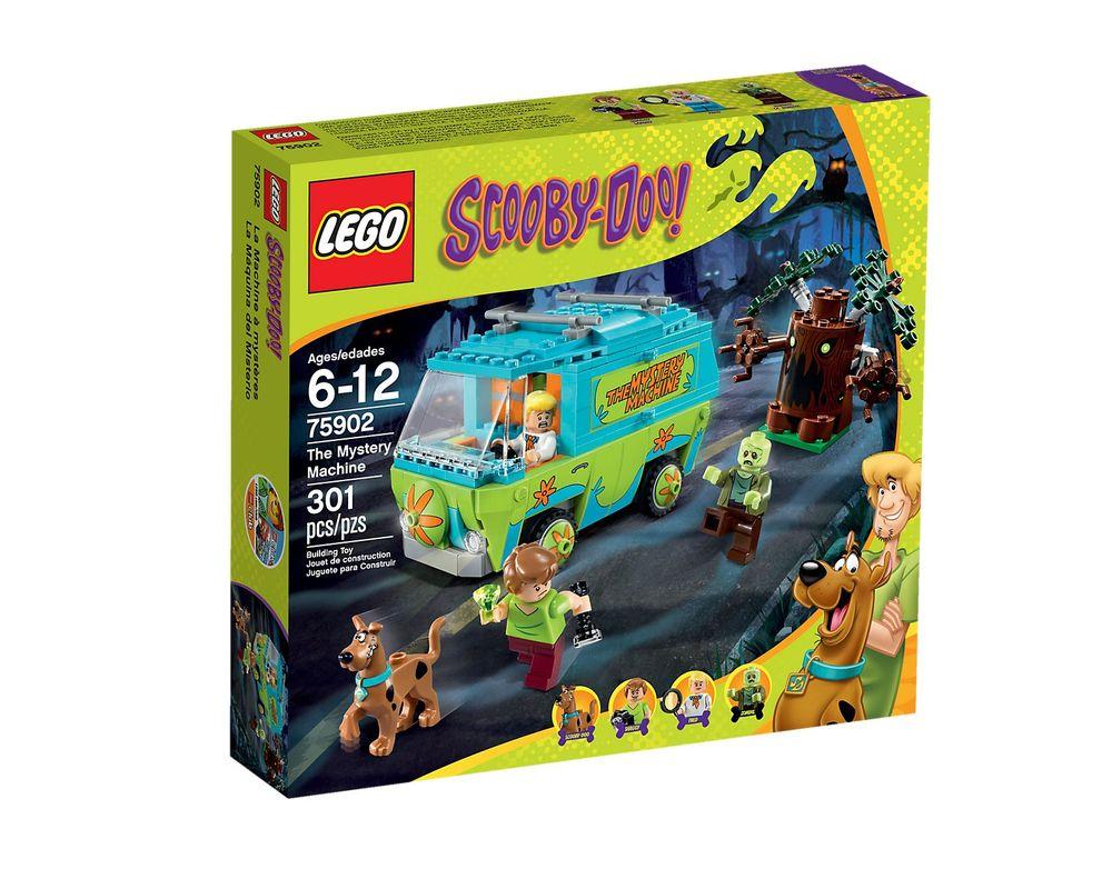 LEGO Set 75902-1 The Mystery Machine