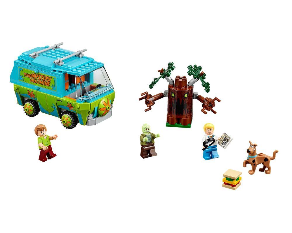LEGO Set 75902-1 The Mystery Machine (LEGO - Model)