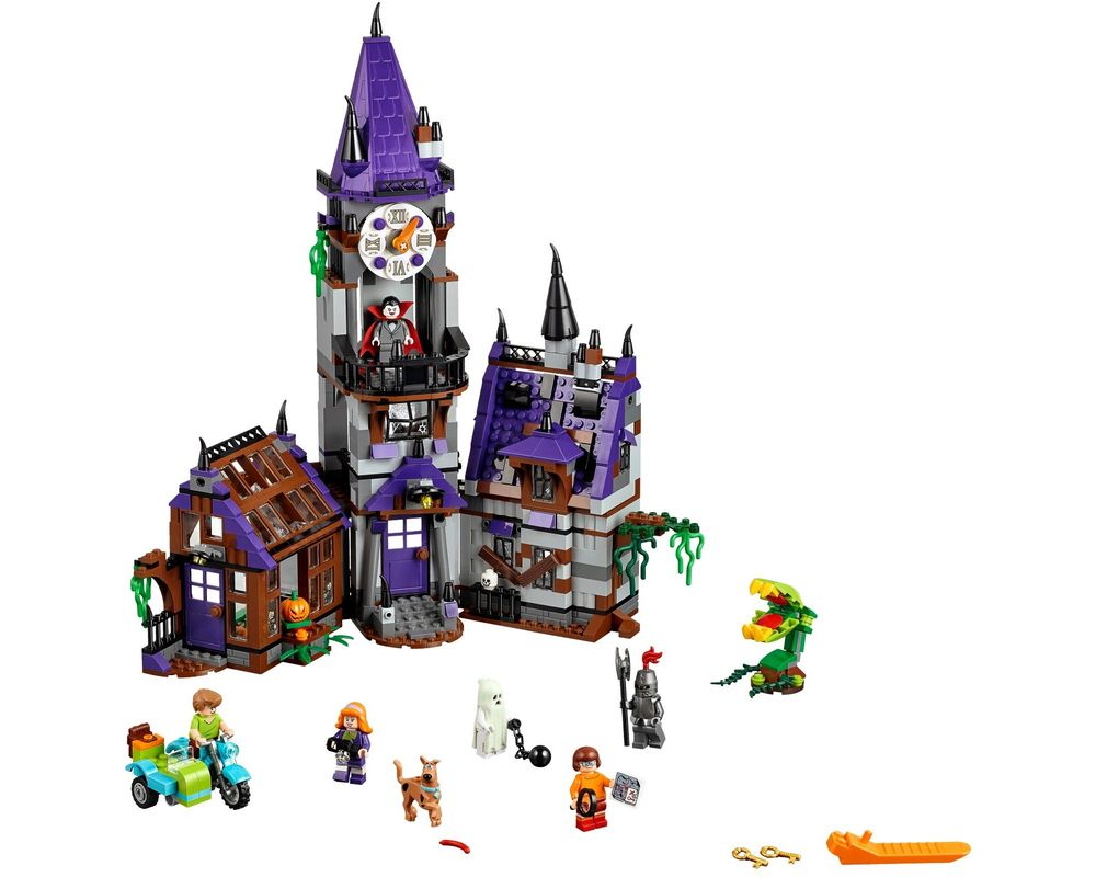 LEGO Set 75904-1 Mystery Mansion (Model - A-Model)